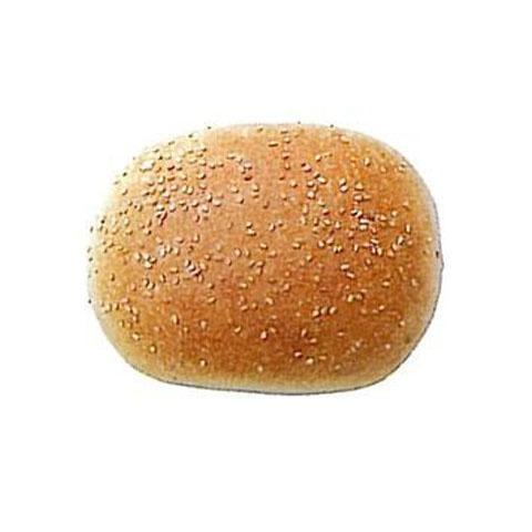White Sesame Sandwich Roll
