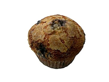 Blueberry Reduced Fat Muffin Hotel
