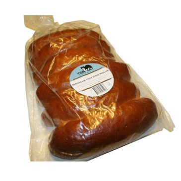 Brioche Hot Dog 6pk Retail