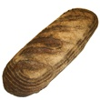 Whole Wheat Organic Batard