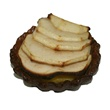 Apple Tart 3.5""