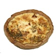 Goat Cheese Herb Quiche Individual