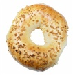 Garlic Bagel Par Bake
