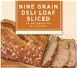 9 Grain Deli Loaf Sliced Thaw N Serve